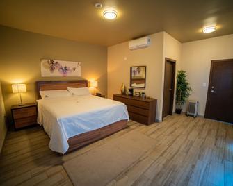 California Comfort and Suites - Los Algodones - Bedroom