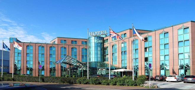 Hotel Amadeus Frankfurt - Frankfurt - Rakennus