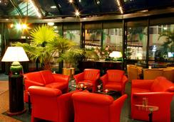 Hotel Amadeus Frankfurt - Frankfurt - Oleskelutila