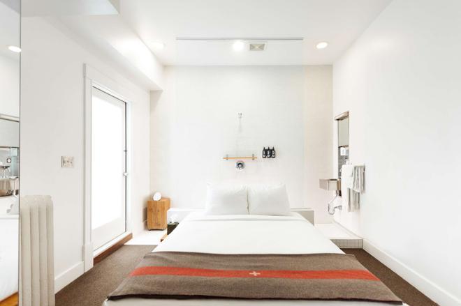 埃斯酒店西雅圖 - 西雅圖 - 臥室