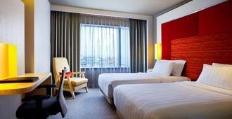 雅加達哈莫尼美爵酒店 - 雅加達 - 雅加達 - 臥室