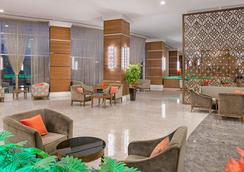 Grannos Thermal Hotel & Convention Center - Haymana - Lobby