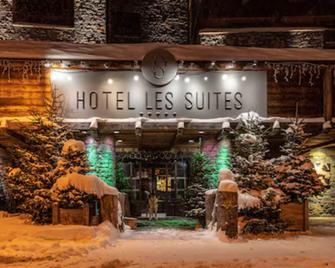 Hôtel Les Suites - Maison Bouvier - Tignes - Κτίριο