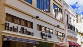 Hotel Milano - San Juan - Edificio