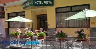 Hotel Posta - Ventimiglia - Building