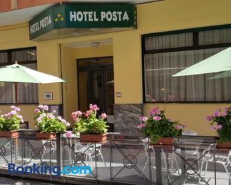 Hotel Posta - Ventimiglia - Edificio