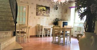 Bed Breakfast De Nittis - Barletta - Τραπεζαρία