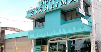 Hotel Eskalima - אלחואלה