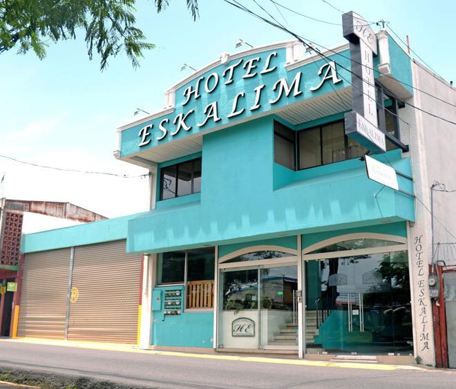 埃斯卡瑞馬酒店 - 阿拉輝拉 - 阿拉胡埃拉 - 建築