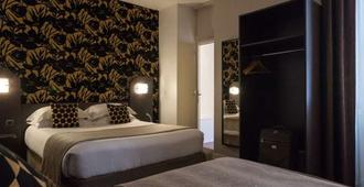 Hotel Voltaire Opera Nantes Centre - Nantes - Bedroom