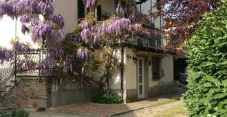 B&B La Casa del Frate - Castiglion Fiorentino - Gebäude