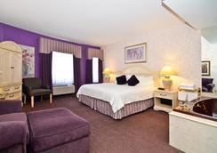Best Western On The Avenue - Buffalo - Bedroom
