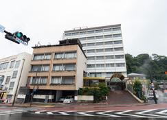 Uguisuya Ryokan - Unzen - Κτίριο