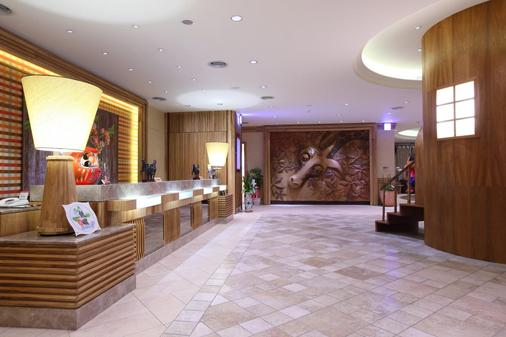 Chateau de Chine Hotel Hualien - Hoa Liên - Lễ tân
