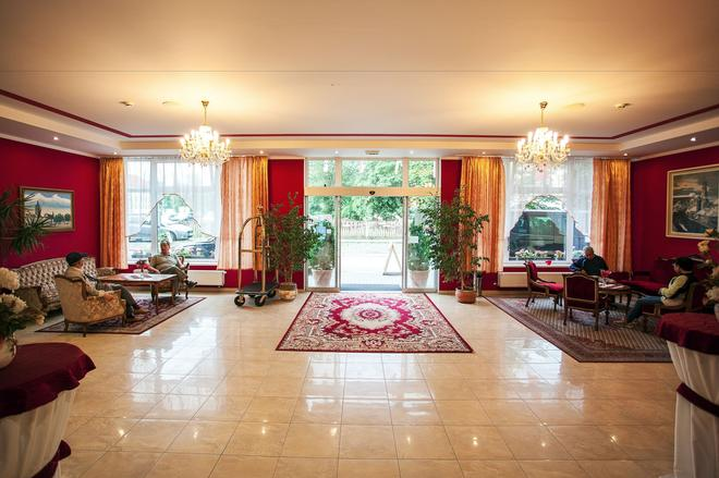 Savoy - České Budějovice - Lobby