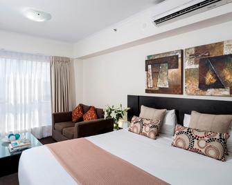 Oaks Ipswich Aspire Suites - Ipswich - Bedroom