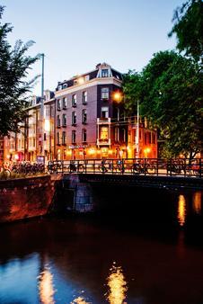 Backstage Hotel - Amsterdam - Gebäude
