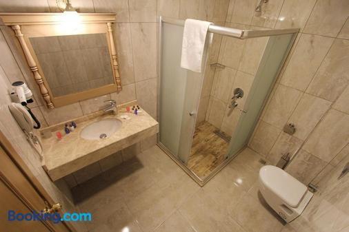 Apple Tree Hotel - Istanbul - Bathroom
