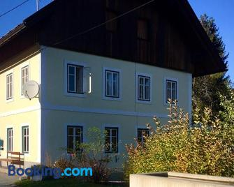 Haus 26 Weißbriach - Weissbriach - Gebouw