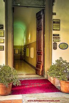 I Portici Boutique Hotel - Arezzo - Näkymät ulkona