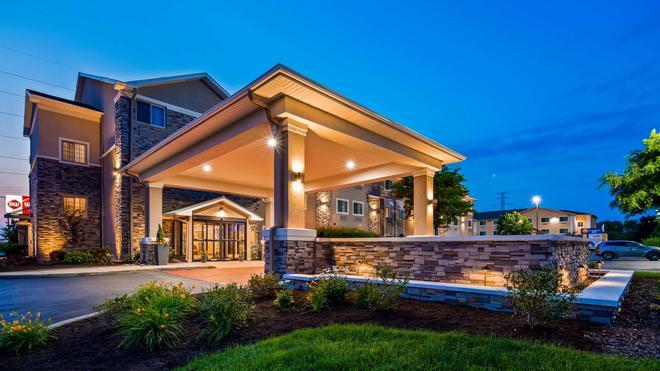 Best Western Plus North Joliet - Joliet - Bâtiment