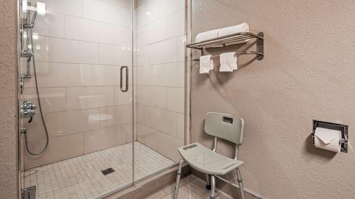 Best Western Plus North Joliet - Joliet - Bathroom
