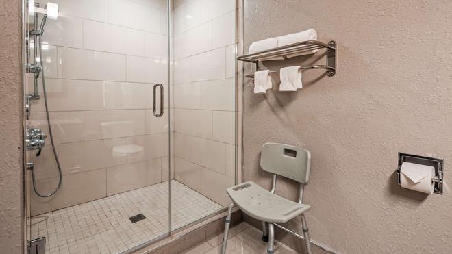 Best Western Plus North Joliet - Joliet - Salle de bain
