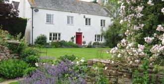 Hollamoor Farm B&b - Barnstaple - Building