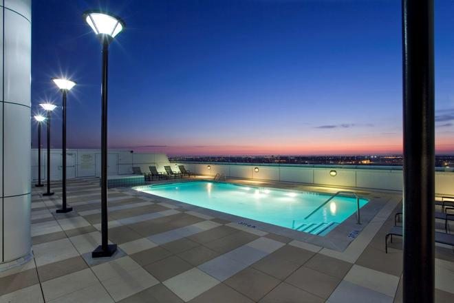 DFW 君悅酒店 - 達拉斯 - 葡萄藤 - 游泳池