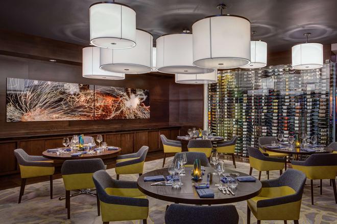 DFW 君悅酒店 - 達拉斯 - 葡萄藤 - 餐廳