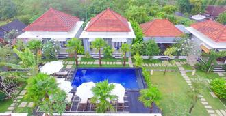 D' Padang - South Kuta - Piscina