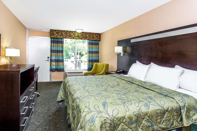 Days Inn by Wyndham Fort Lauderdale Airport Cruise Port - Fort Lauderdale - Habitación
