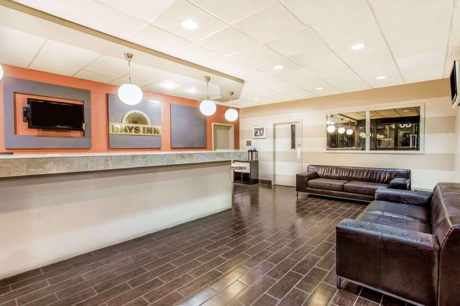 Days Inn by Wyndham Fort Lauderdale Airport Cruise Port - Fort Lauderdale - Recepción
