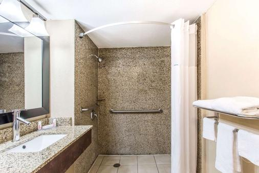 Days Inn by Wyndham Fort Lauderdale Airport Cruise Port - Fort Lauderdale - Bathroom