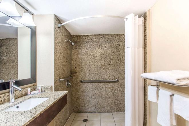 Days Inn by Wyndham Fort Lauderdale Airport Cruise Port - Fort Lauderdale - Baño
