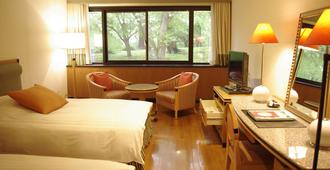 Hakone Highland Hotel - Hakone - Makuuhuone
