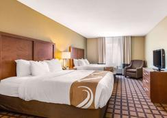 Quality Inn & Suites - Georgetown - Schlafzimmer