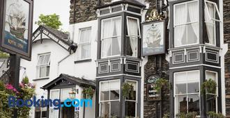 The Royal Oak Inn - Windermere - Building