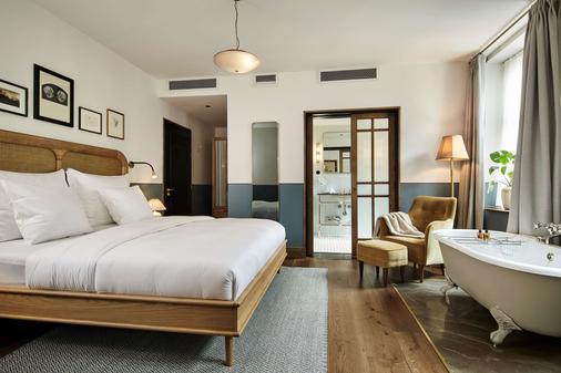 Hotel Sanders - Kööpenhamina - Makuuhuone