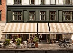 Hotel Sanders - Kopenhaga - Budynek