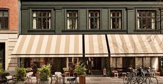 Hotel Sanders - Copenhague - Edificio