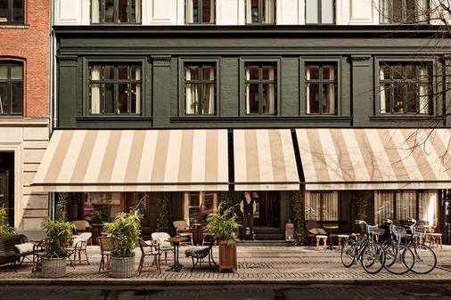 Hotel Sanders - Kööpenhamina - Rakennus