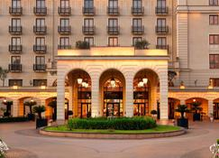 Sheraton Addis, a Luxury Collection Hotel, Addis Ababa - Addis Abeba - Edificio