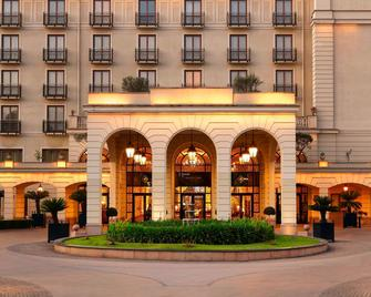 Sheraton Addis, a Luxury Collection Hotel, Addis Ababa - Аддис-Абеба - Building