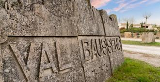Val Baussenc, The Originals Relais (Relais du Silence) - Maussane-les-Alpilles - Vista del exterior