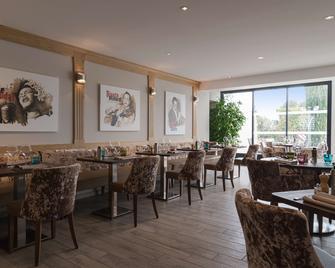 Val Baussenc, The Originals Relais (Relais du Silence) - Maussane-les-Alpilles - Restaurant