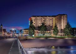 Stamford Grand Adelaide - Glenelg - Rakennus