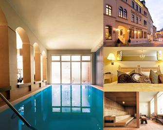Hotel Steiger Sebnitzer Hof- Adults Only - Lichtenhain - Bazén