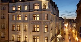 Art Nouveau Palace Hotel - Praha (Prague) - Toà nhà