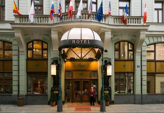 Art Nouveau Palace Hotel - Πράγα - Κτίριο